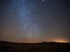 Night sky near Datil New Mexico