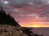 Dawn near Bass Harbor Lighthouse